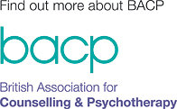 About Counselling. BACP - Full Name Logoa